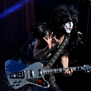 Facing the Music: KISS Singer-guitarist Paul Stanley Reflects on the Band's 40-year Run
