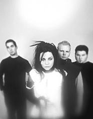 Fallen Angels: Evanescence plays the Rib Cook-Off - on Thursday.