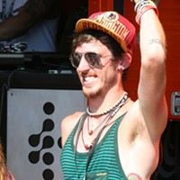 Fan Cam: Here's Who We Spotted Yesterday at Warped Tour