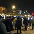 Ferguson Protesters Join Those in Cleveland for Weekend of Rallies and Marches
