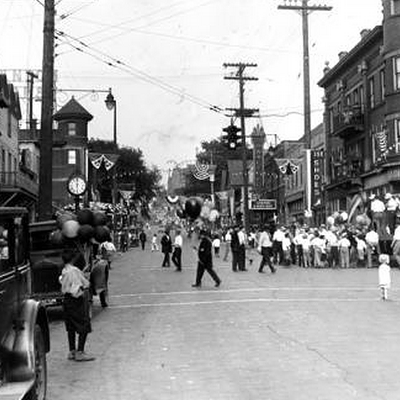 19 Vintage Photos of Cleveland's Little Italy