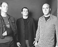 Fiendishly good: Two-thirds of the Alkaline Trio belong to the Church of Satan.