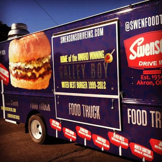 10 Cleveland Food Trucks We're Totally Stoked for this Spring