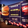 Finally the legendary burger joint is on four wheels. Between private events and festivals, a sighting of this truck is a treasured feat. Keep an eye on their Twitter feed for details on their upcoming whereabouts.