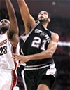 Five years after Brown left Gregg Popovich's Spurs, he's still close with Tim Duncan.