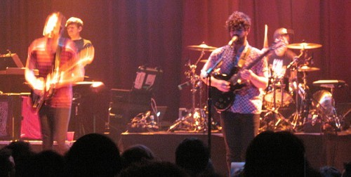 Foals at House of Blues