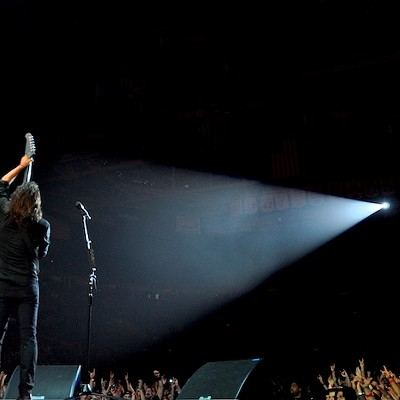 Foo Fighters at The Q