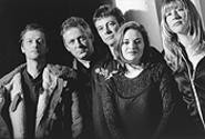 For the Mekons -- country punks from two countries -- the distance keeps them close