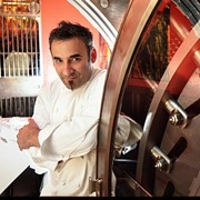 For Two Weeks, Chef Boccuzzi Trades his Kitchen for Sushi Bar at Ginko