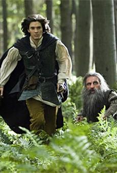 Frodo? Gimli? Ooops — wrong imaginary universe . . .