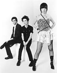 From wallflower to wailer: Karen O and two Yeahs.