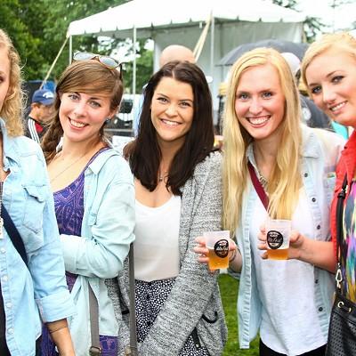 Fun Photos from Scene Ale Fest 2014