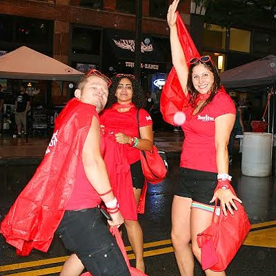 Fun Photos from the Scene Events Team Driven by Fiat of Strongsville at Rock the Block