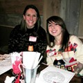 Fun Photos of The Scene Events Team at Yelp's Hoppy Holidaze Elite Party at Holy Craft!