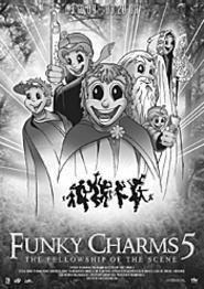 Funky Charms 5 brings the noise to the Flats this - weekend.