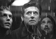 Gabriel Byrne plays the salty seaman Sean Murphy, captain of the Arctic Warrior.
