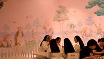Get in the Mood for Fat Tuesday with this Photo of Nuns Eating Ice Cream at Malley's