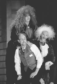 Gilbert and Sullivan never had it so bad.