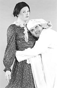 Gladys and Scrooge are twin lumps of coal that fuel the laughs at CPT.