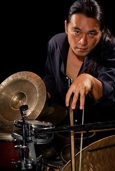 Gong Show: The Nakatani Gong Orchestra Emphasizes the Instrument's Ceremonial Side