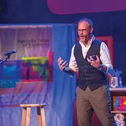 Good Seats: Alton Brown Brings a Live Version of His Madcap Brand of Food Edutainment to Cleveland Next Month