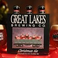 Great Lakes Brewing Company Christmas Ale First Pour Starts at 11:30 a.m.