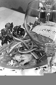 Grilled Sea Bass, one of the winners at Beau's. - WALTER  NOVAK