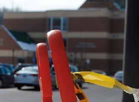The Heritage Middle School parking lot: #137 - SAM ALLARD / SCENE