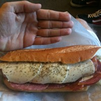 14 Places to Get Great Subs In and Around Cleveland, According to Reddit Grum's Sandwich Shoppe is located at 1776 Coventry Road, Cleveland Heights. Photo Courtesy of Cleveland Pickle, Facebook