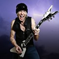 Guitar Hero Michael Schenker Pays Tribute to a Bygone Era