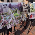 Gund Foundation Also Getting Naming Rights at Public Square for $5 Million Gift