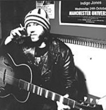 He only looks cuddly: Badly Drawn Boy saved his - profane lyrics for the Grog.