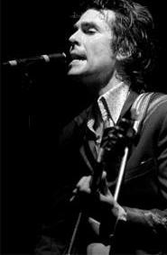 Heavy Trash's Jon Spencer, at the Beachland September 21. - WALTER  NOVAK