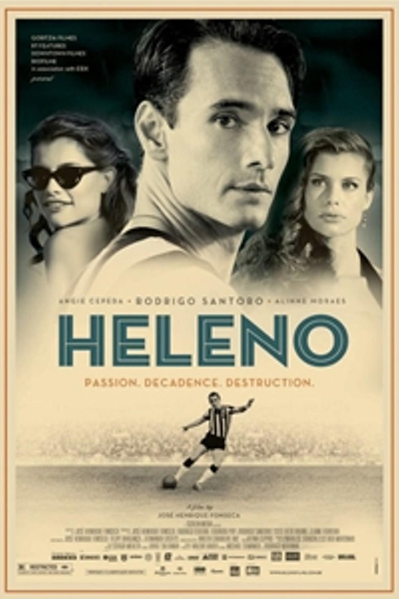 Angie Cepeda Scene heleno | cleveland scene