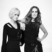 HERE COME THE LESS-INFLAMATORY DIXIE CHICKS