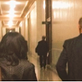 Here's Public Safety Director Michael McGrath Walking Out of Last Night's Council Meeting