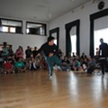 Here's What You Missed at the Breakdance Battle at the Weapons of Mass Creation Fest
