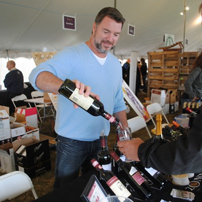 Here's What's Going On at the Crocker Park Wine Festival