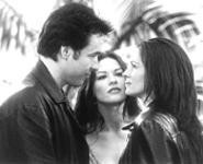 High infidelity: Cusack, Zeta-Jones, and Roberts yield little magic here.