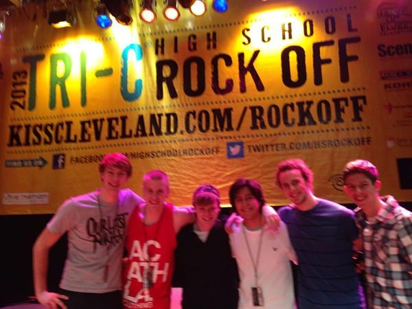 High School Rock Off Round 2