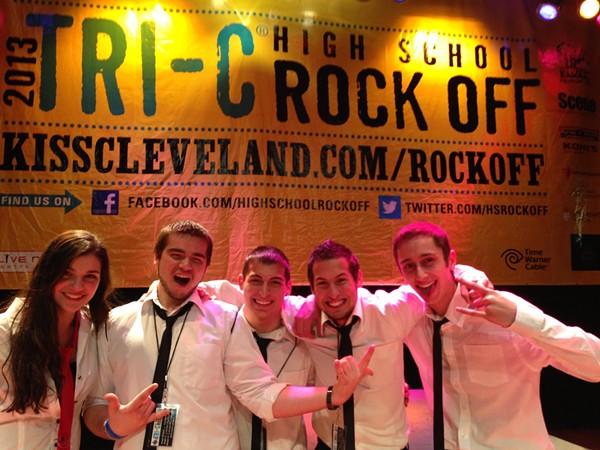 High School Rock Off Round 6