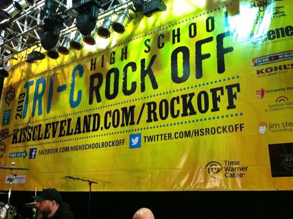 High School Rock Off