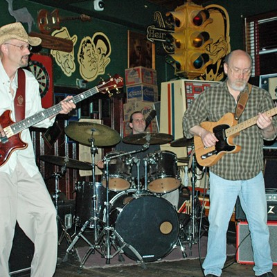 Bad Boys of Blues Jam Night