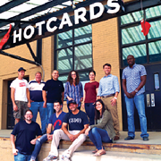Hot in Cleveland: Whether it's Graphic Design Or tracking down thieves, Hotcards does it their way