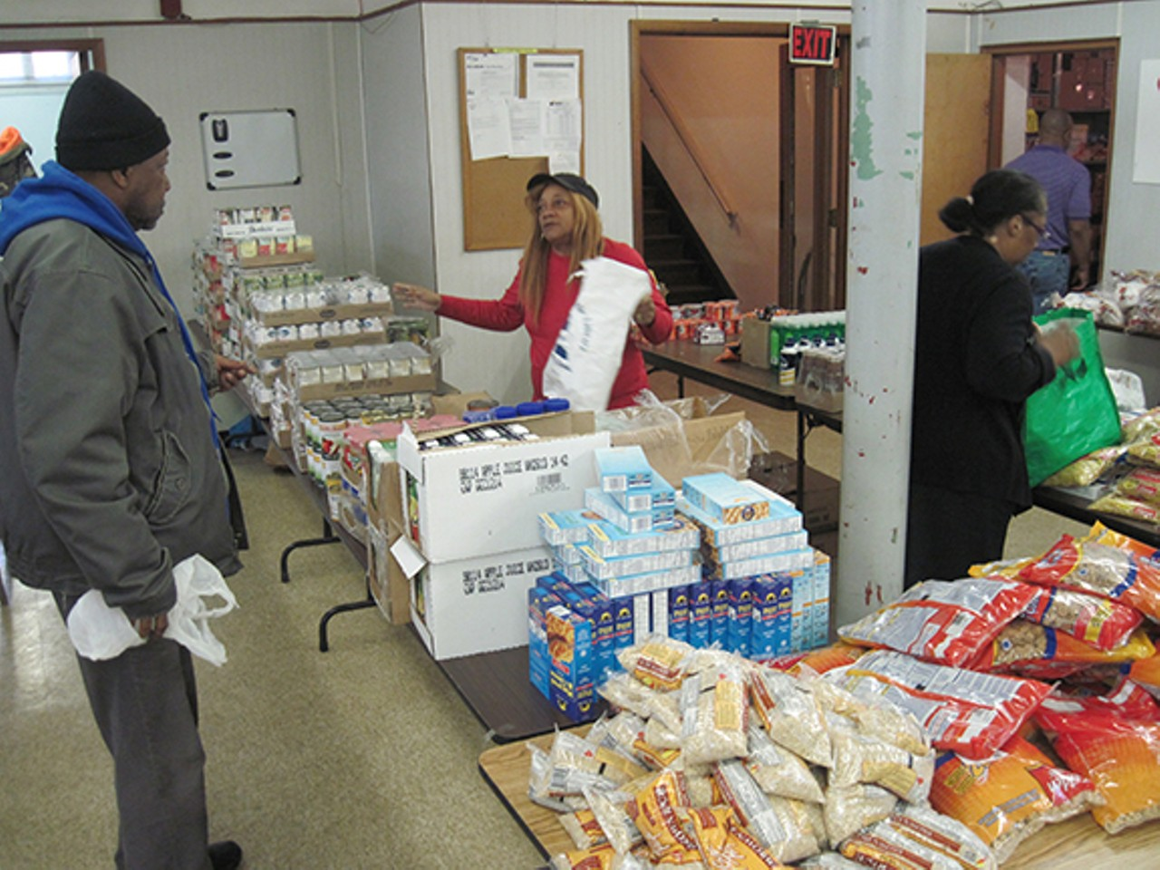 Food Stamp Assistance Cuyahoga County