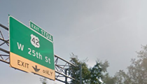 I-90 Exit Ramp to West 25th Re-Opening Rescheduled For Later This Week: UPDATE