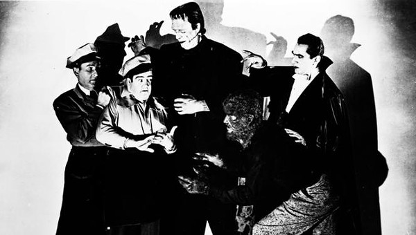 Sunday, October 27: Hang Out with Frankenstein and the Boys