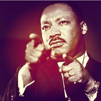 Sunday, January 19: MLK Tribute In 1999's King: A Filmed Record... Montgomery to Memphis, directors Sidney Lumet and Joseph L. Mankiewicz document Martin Luther King Jr.'s activism, starting in 1955 and concluding in 1968, the year he died. The film consists of archival news footage and interviews with movie stars. Tonight at 7:15, the Cleveland Institute of Art Cinematheque shows at the uncut, 185-minute version of the movie. Tickets are $9. (Niesel) Photo via Instagram
