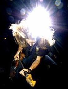 WALTER  NOVAK - In the hair-metal big leagues.