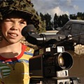 Inspired by Stallone, kids discover joys of DIY filmmaking in <i>Son of Rambow</i>.